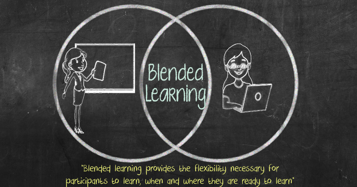 blended learning means flexibility
